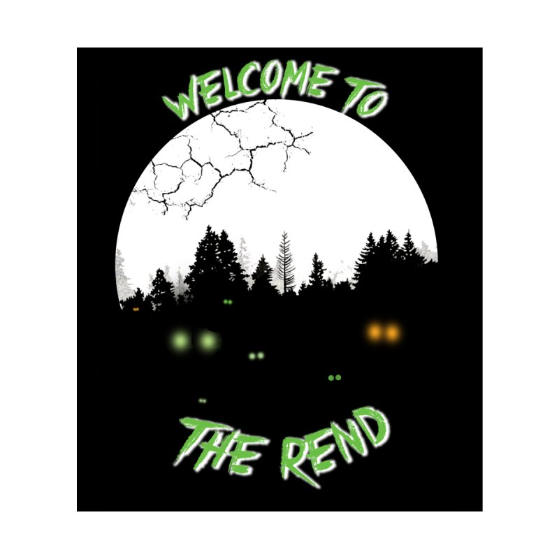 Washington - The Rend Men's T-Shirt by Dystopia Rising's Artist Shop