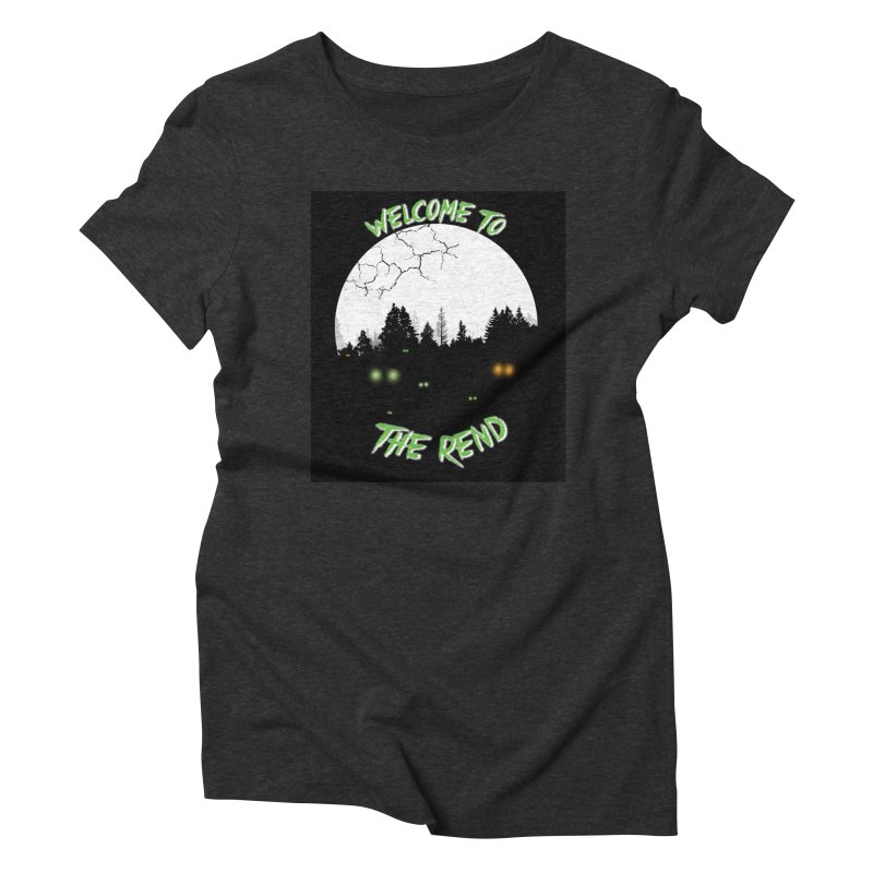 Washington - The Rend Women's Triblend T-Shirt by Dystopia Rising's Artist Shop