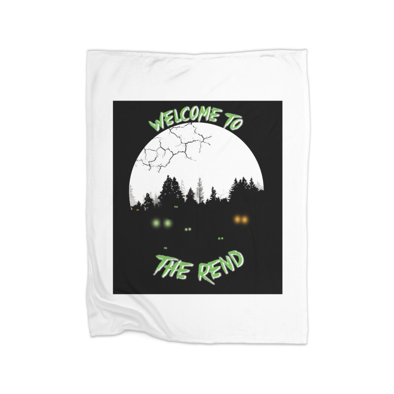 Washington - The Rend Home Blanket by Dystopia Rising's Artist Shop