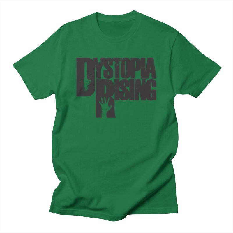 Dystopia Rising Men's T-Shirt by Dystopia Rising's Artist Shop