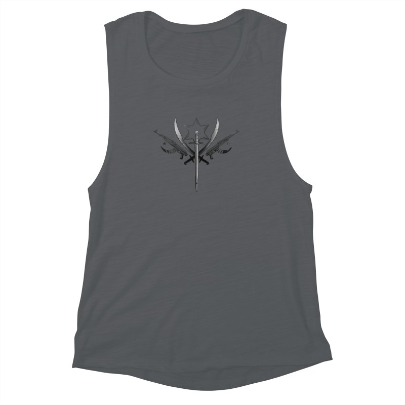 Cult of Fallow Hopes Women's Muscle Tank by Dystopia Rising's Artist Shop