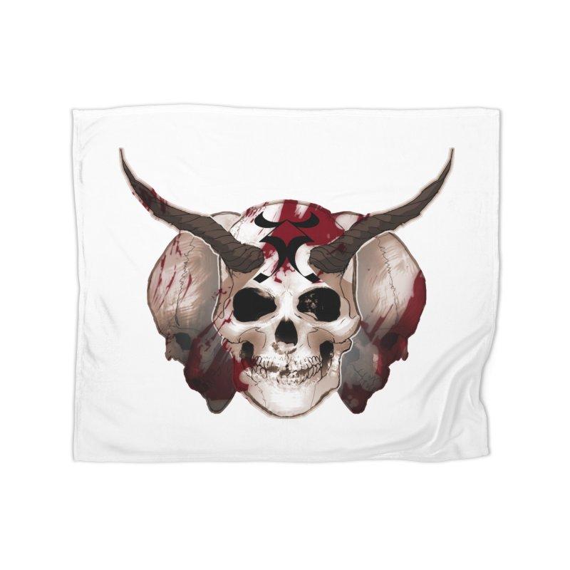 Final Knights Home Fleece Blanket Blanket by Dystopia Rising's Artist Shop