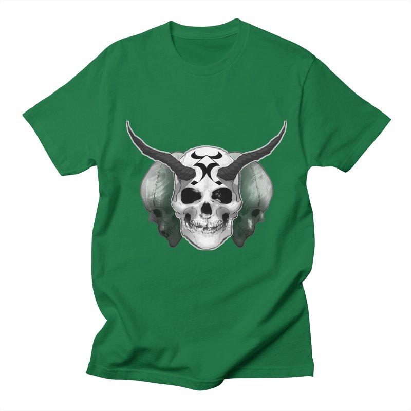 Final Knights Men's Regular T-Shirt by Dystopia Rising's Artist Shop