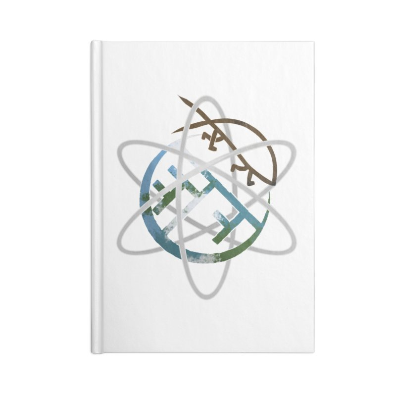 Church of Darwin Accessories Blank Journal Notebook by Dystopia Rising's Artist Shop