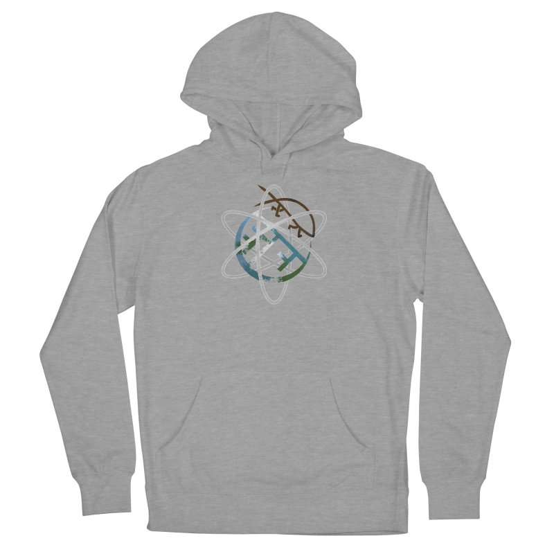 Church of Darwin Men's French Terry Pullover Hoody by Dystopia Rising's Artist Shop