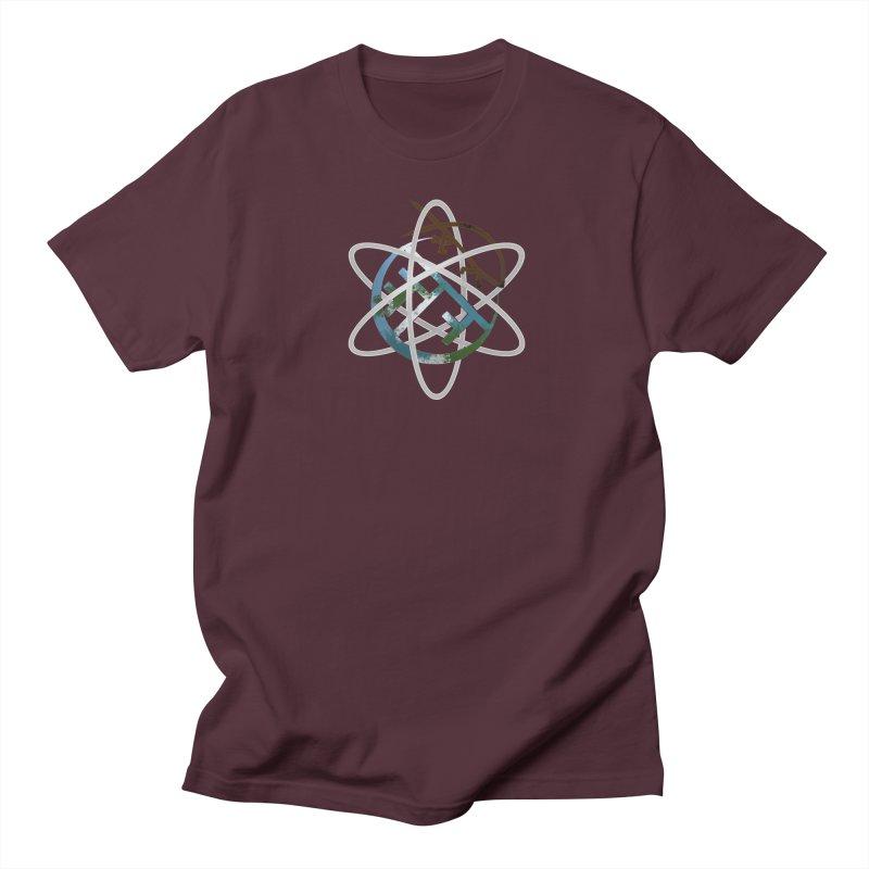 Church of Darwin Men's T-Shirt by Dystopia Rising's Artist Shop