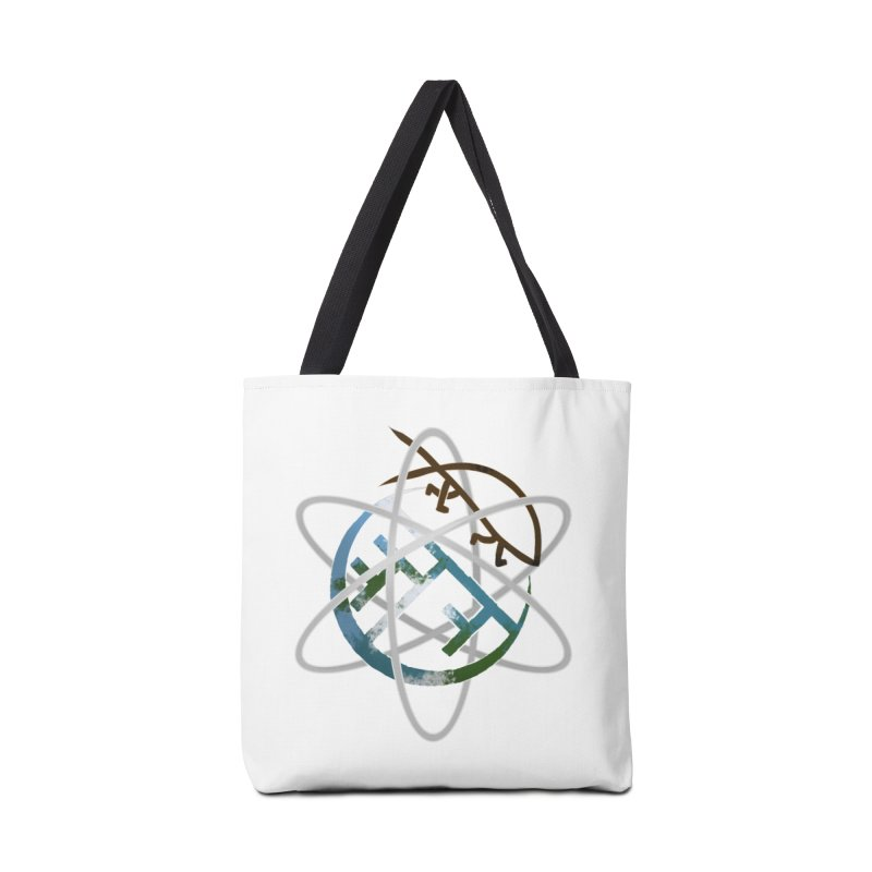 Church of Darwin Accessories Tote Bag Bag by Dystopia Rising's Artist Shop