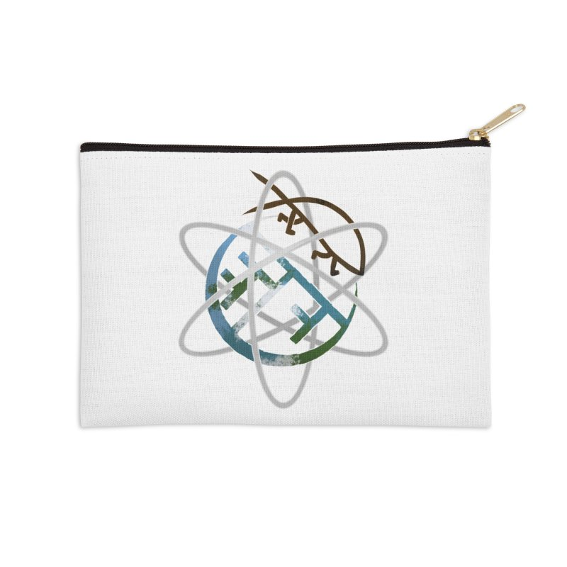 Church of Darwin Accessories Zip Pouch by DystopiaRising's Artist Shop