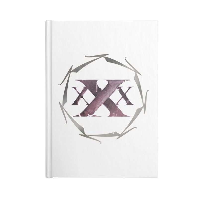 Light of Hedon Accessories Blank Journal Notebook by Dystopia Rising's Artist Shop