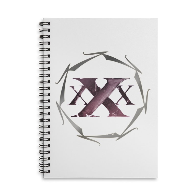 Light of Hedon Accessories Lined Spiral Notebook by Dystopia Rising's Artist Shop