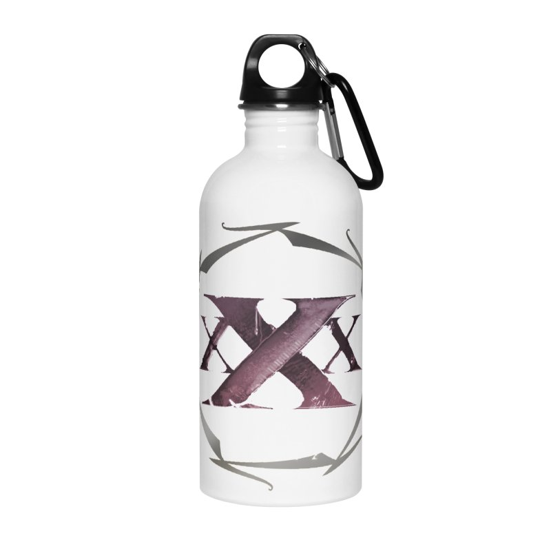 Light of Hedon Accessories Water Bottle by Dystopia Rising's Artist Shop