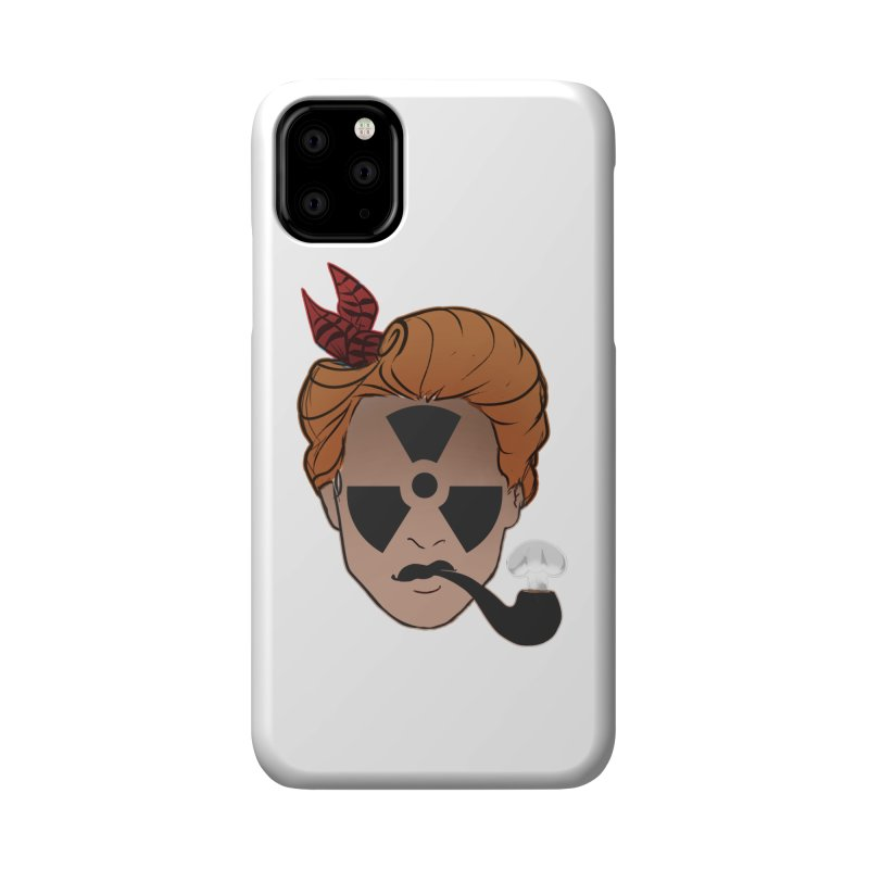 Nuclear Family Accessories Phone Case by Dystopia Rising's Artist Shop
