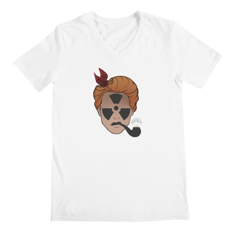 Nuclear Family Men's V-Neck by Dystopia Rising's Artist Shop