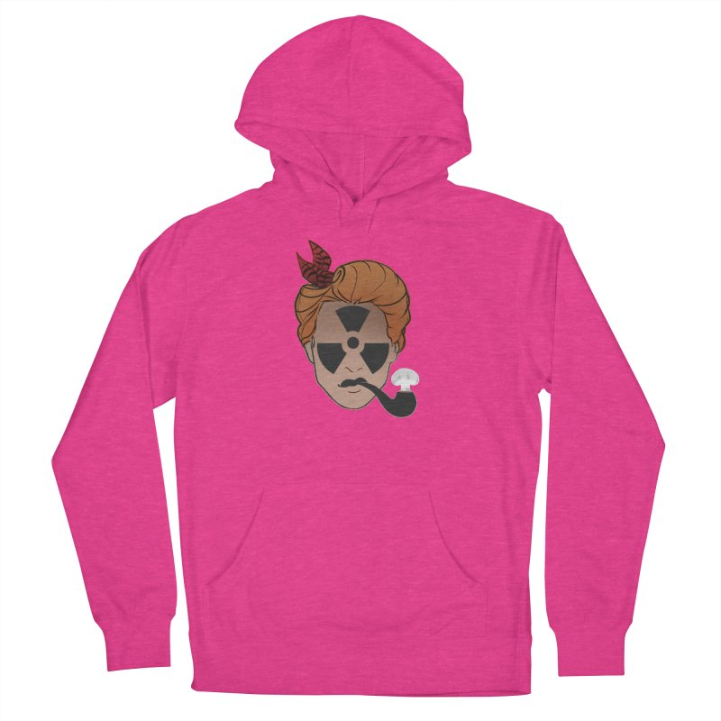 Nuclear Family Men's French Terry Pullover Hoody by Dystopia Rising's Artist Shop