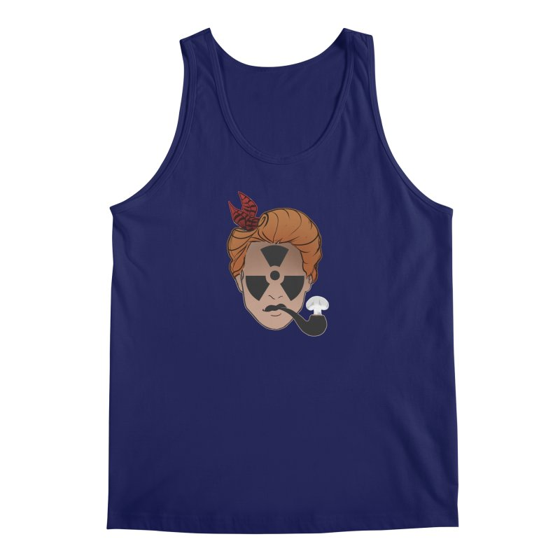 Nuclear Family Men's Regular Tank by DystopiaRising's Artist Shop