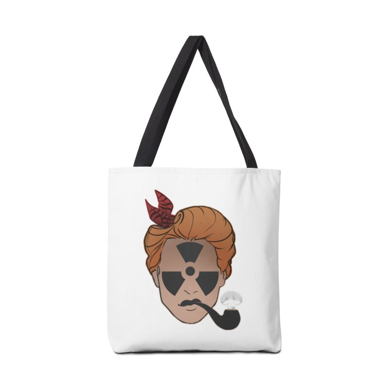 Nuclear Family Accessories Tote Bag Bag by Dystopia Rising's Artist Shop