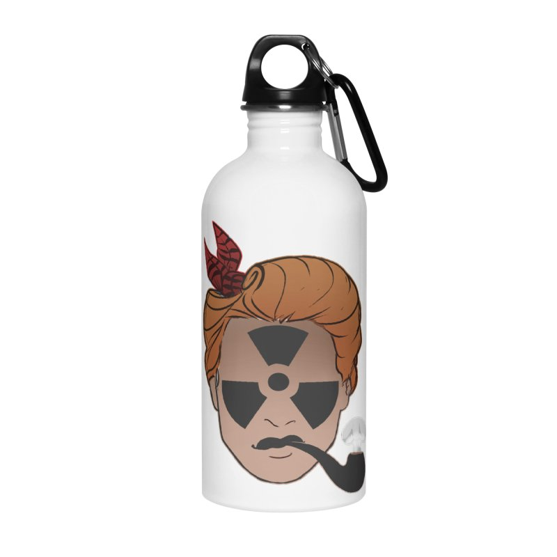 Nuclear Family Accessories Water Bottle by Dystopia Rising's Artist Shop