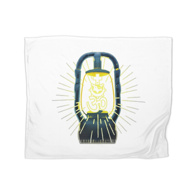 Sainthood of Ashes Home Blanket by Dystopia Rising's Artist Shop