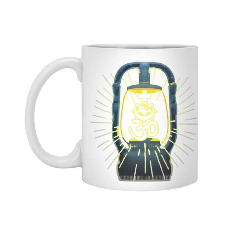 Sainthood of Ashes Accessories Mug by Dystopia Rising's Artist Shop