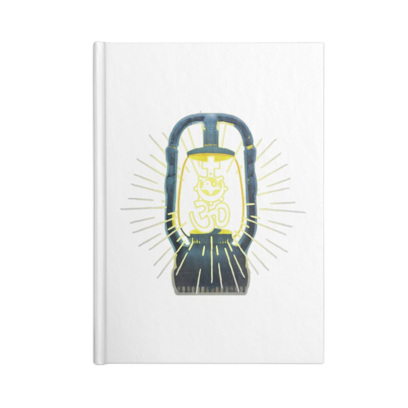 Sainthood of Ashes Accessories Blank Journal Notebook by Dystopia Rising's Artist Shop