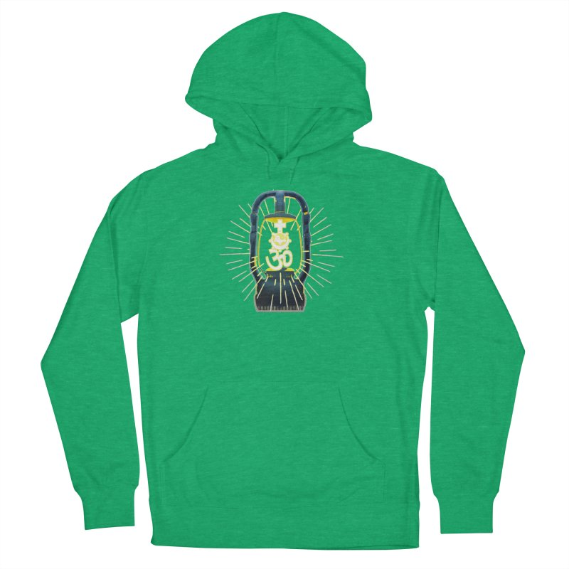 Sainthood of Ashes Women's French Terry Pullover Hoody by Dystopia Rising's Artist Shop
