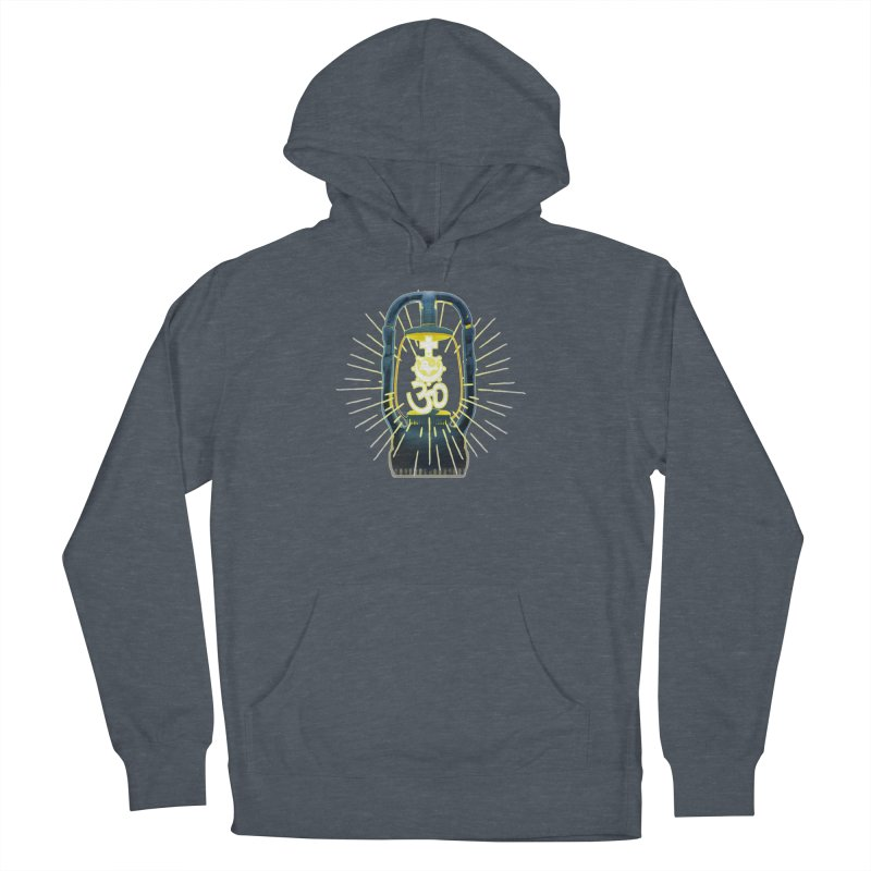 Sainthood of Ashes Men's French Terry Pullover Hoody by Dystopia Rising's Artist Shop