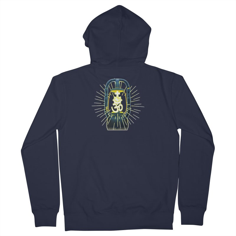 Sainthood of Ashes Women's French Terry Zip-Up Hoody by DystopiaRising's Artist Shop