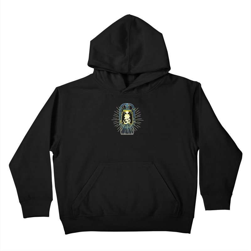 Sainthood of Ashes Kids Pullover Hoody by Dystopia Rising's Artist Shop