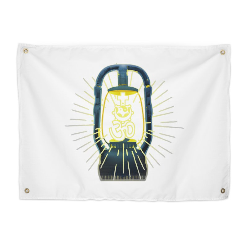 Sainthood of Ashes Home Tapestry by Dystopia Rising's Artist Shop