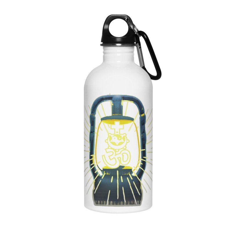 Sainthood of Ashes Accessories Water Bottle by Dystopia Rising's Artist Shop