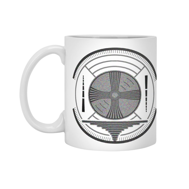 Church of the Telling Visions Accessories Standard Mug by Dystopia Rising's Artist Shop