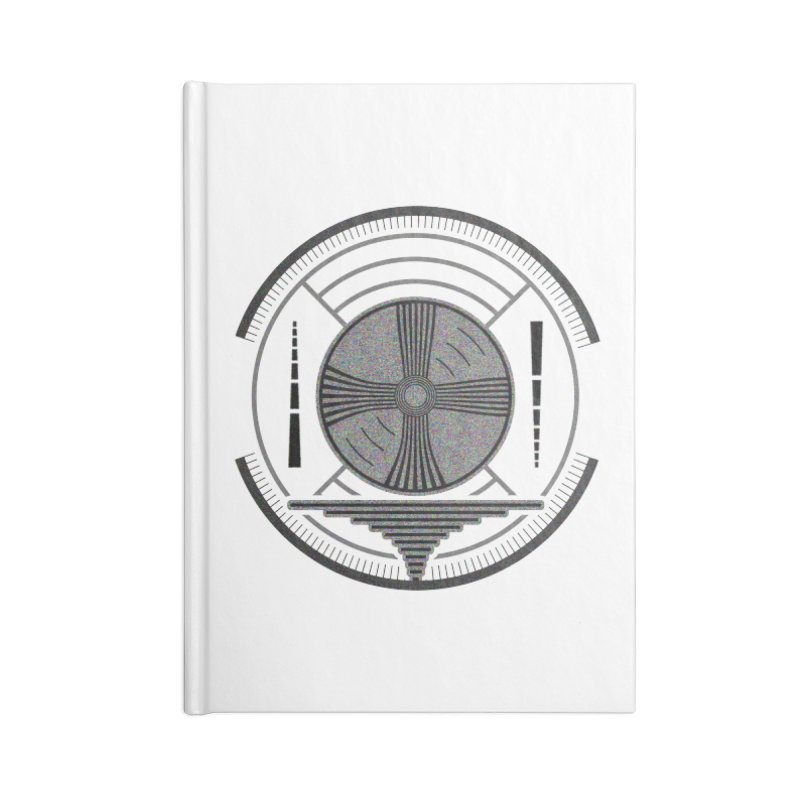 Church of the Telling Visions Accessories Lined Journal Notebook by Dystopia Rising's Artist Shop