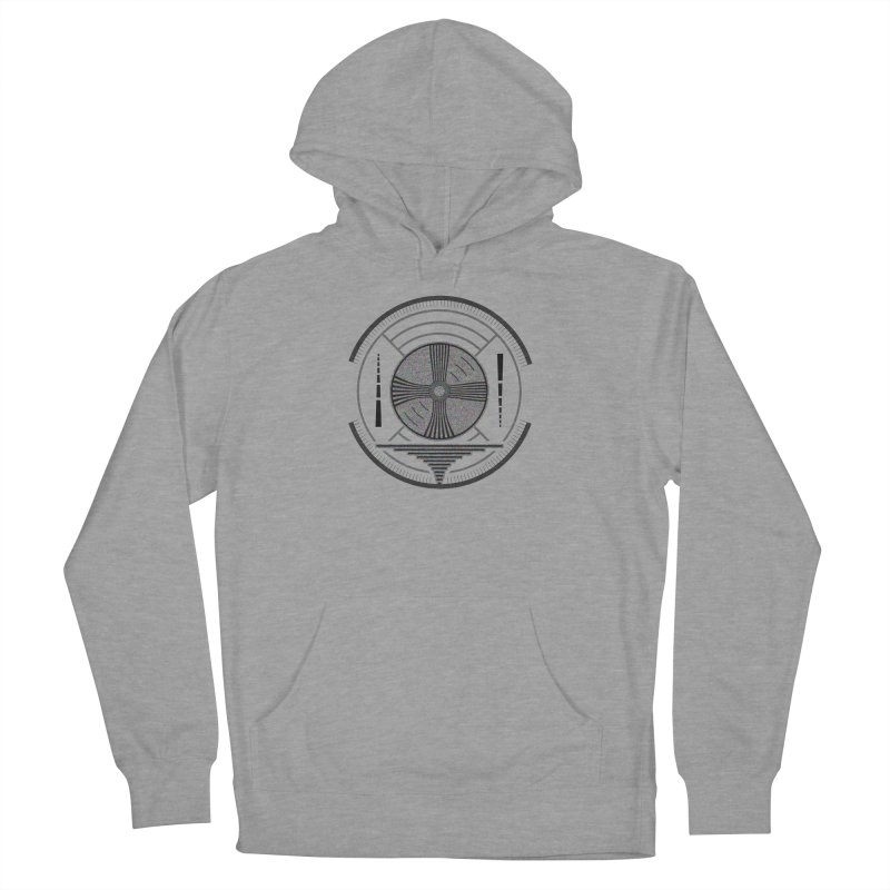 Church of the Telling Visions Men's French Terry Pullover Hoody by DystopiaRising's Artist Shop