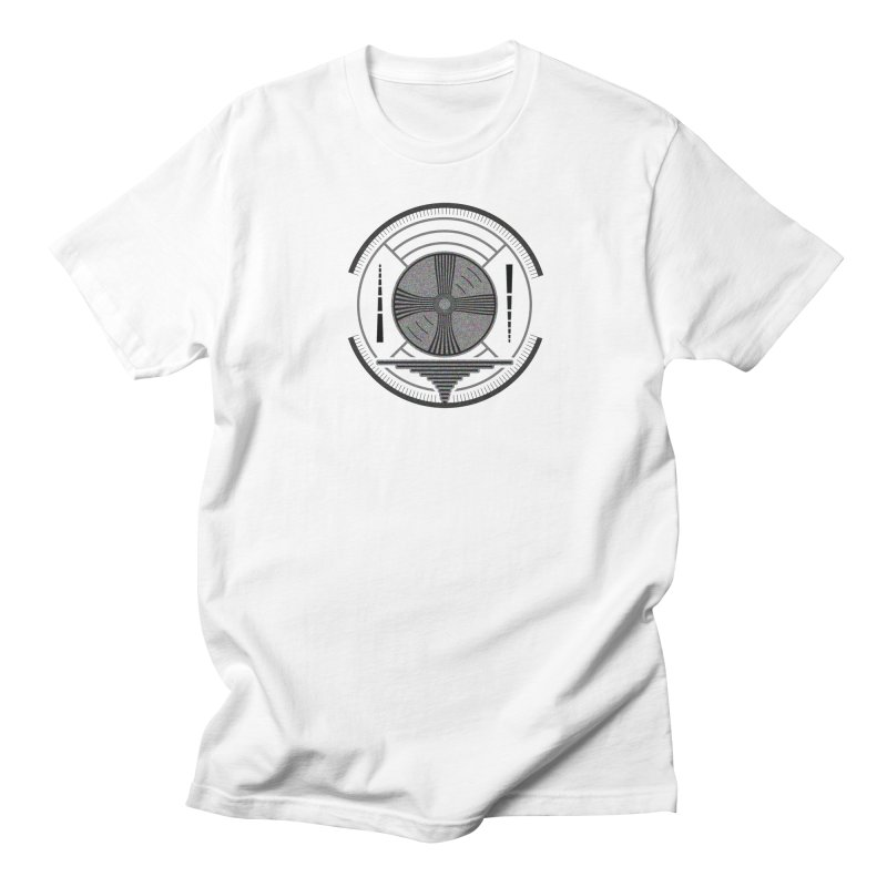 Church of the Telling Visions Men's Regular T-Shirt by Dystopia Rising's Artist Shop
