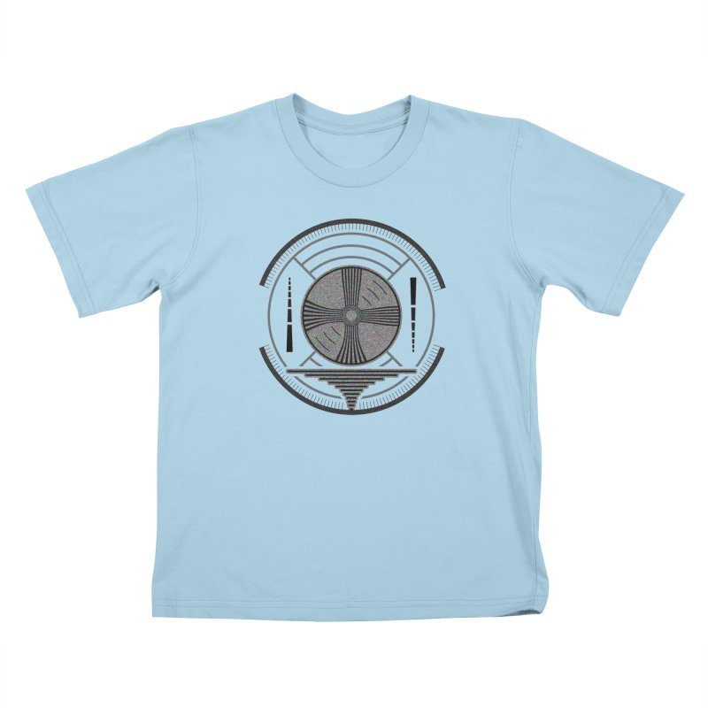 Church of the Telling Visions Kids T-Shirt by DystopiaRising's Artist Shop