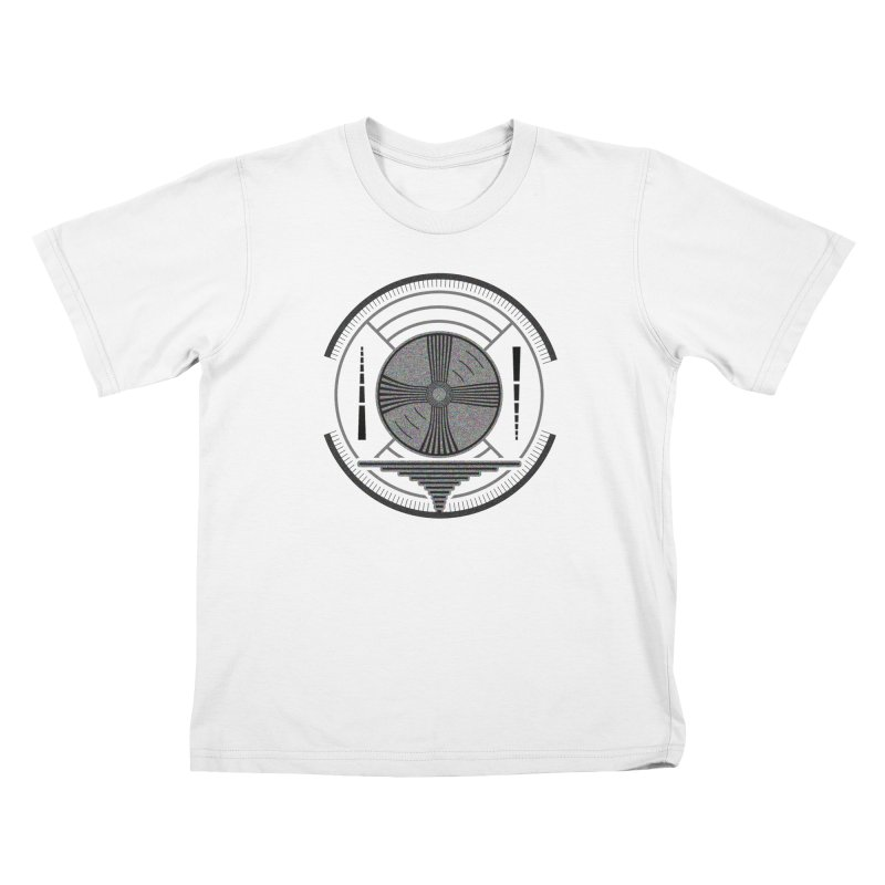 Church of the Telling Visions Kids T-Shirt by Dystopia Rising's Artist Shop