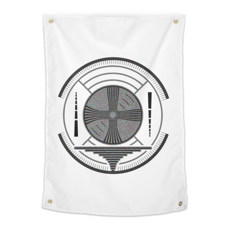 Church of the Telling Visions Home Tapestry by Dystopia Rising's Artist Shop