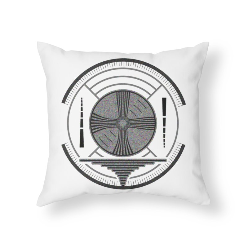 Church of the Telling Visions Home Throw Pillow by Dystopia Rising's Artist Shop