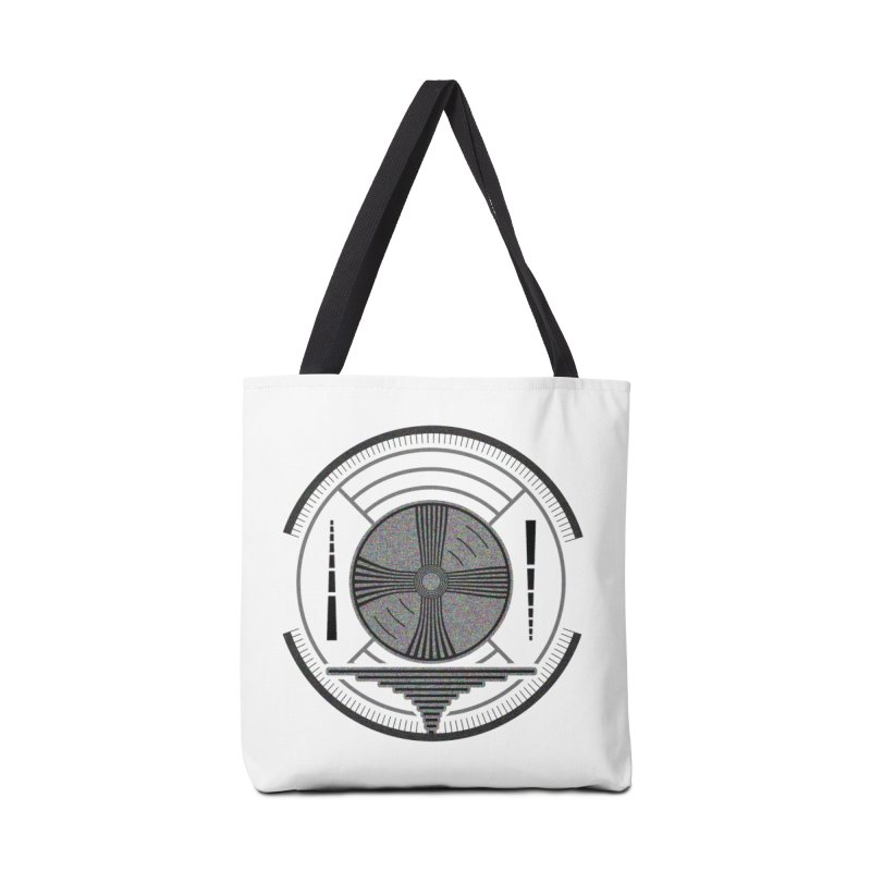 Church of the Telling Visions Accessories Tote Bag Bag by Dystopia Rising's Artist Shop