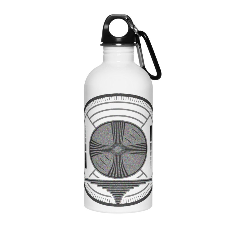 Church of the Telling Visions Accessories Water Bottle by Dystopia Rising's Artist Shop