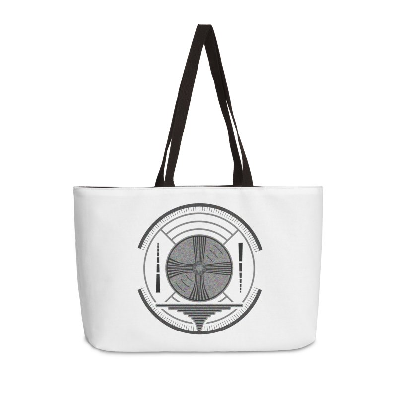 Church of the Telling Visions Accessories Weekender Bag Bag by Dystopia Rising's Artist Shop