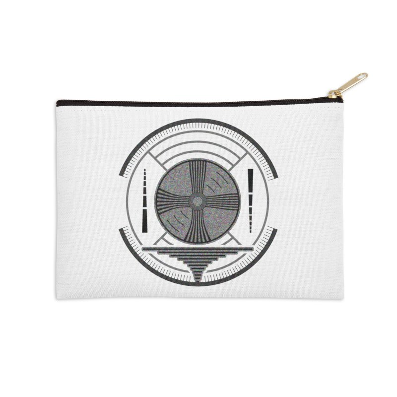 Church of the Telling Visions Accessories Zip Pouch by DystopiaRising's Artist Shop
