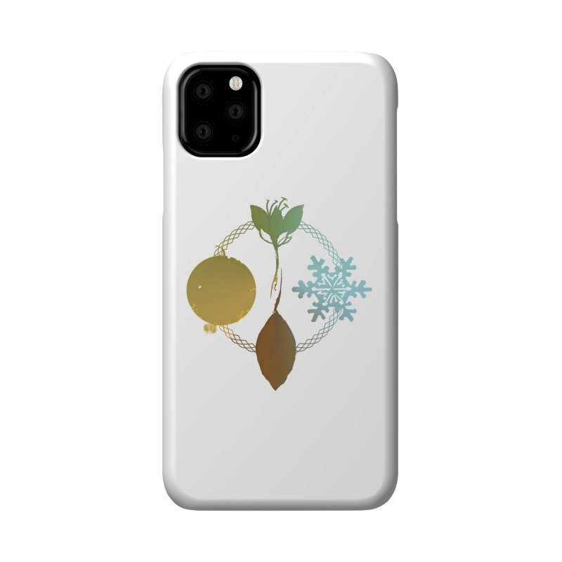 Tribes of the Seasons Accessories Phone Case by Dystopia Rising's Artist Shop