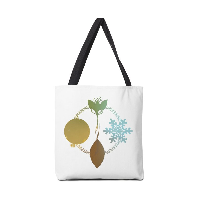 Tribes of the Seasons Accessories Tote Bag Bag by Dystopia Rising's Artist Shop