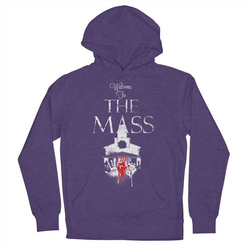 Massachusetts - The Grove Women's French Terry Pullover Hoody by DystopiaRising's Artist Shop