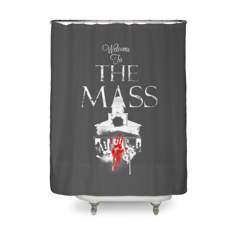 Massachusetts - The Grove Home Shower Curtain by Dystopia Rising's Artist Shop