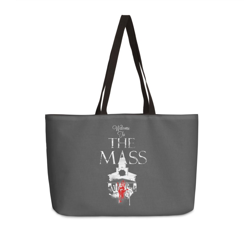 Massachusetts - The Grove Accessories Weekender Bag Bag by Dystopia Rising's Artist Shop