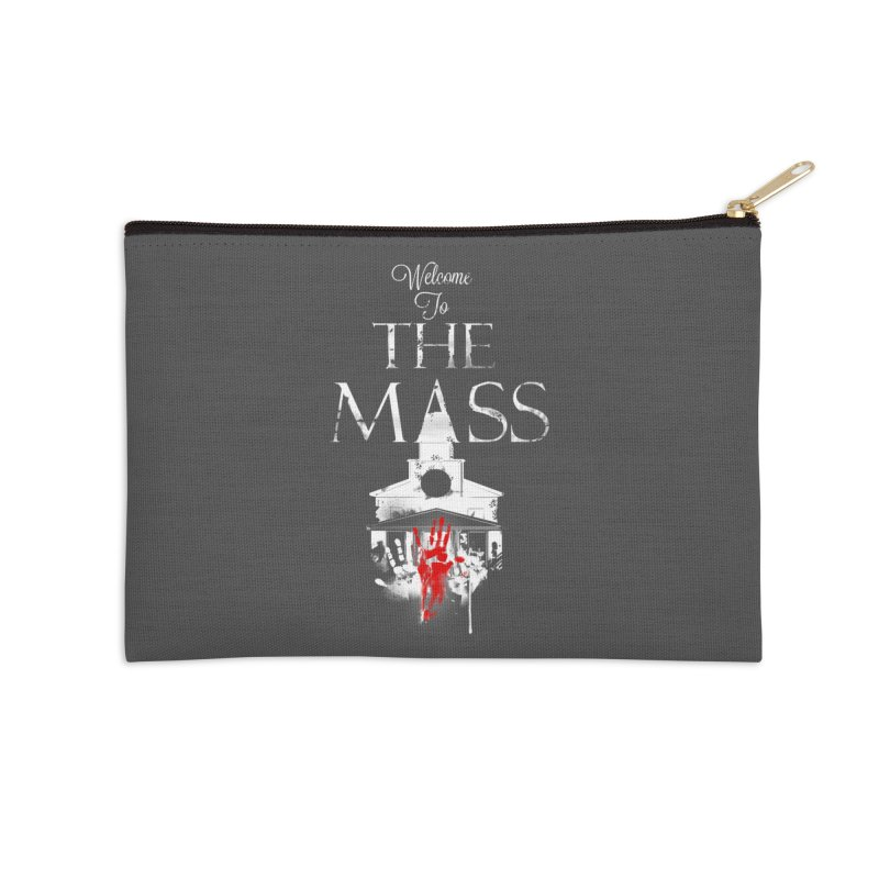Massachusetts - The Grove Accessories Zip Pouch by Dystopia Rising's Artist Shop