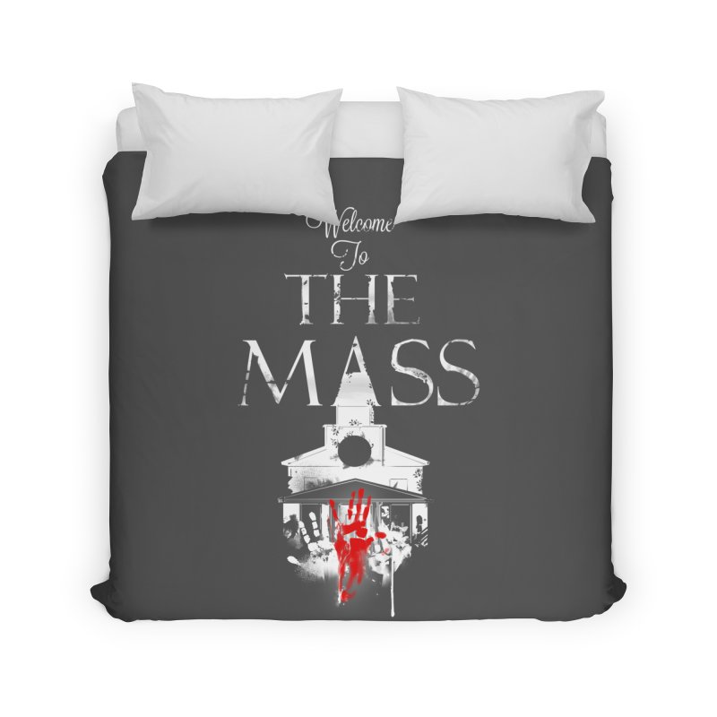 Massachusetts - The Grove Home Duvet by DystopiaRising's Artist Shop