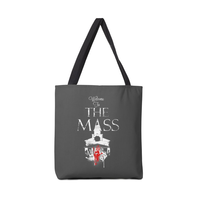 Massachusetts - The Grove Accessories Tote Bag Bag by Dystopia Rising's Artist Shop